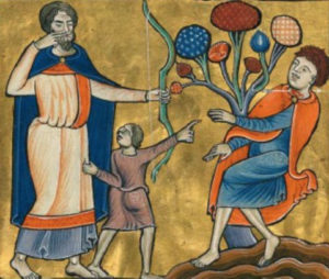The Book of Jasher - Lamech shoots Cain with an arrow